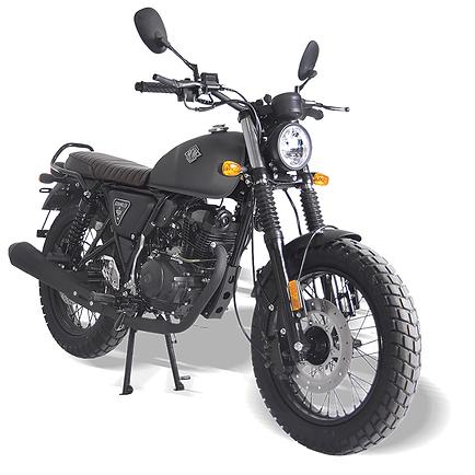 Archive Motor Cycle Scrambler 125
