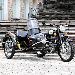 Side Cars Cozy Roquette et Europe