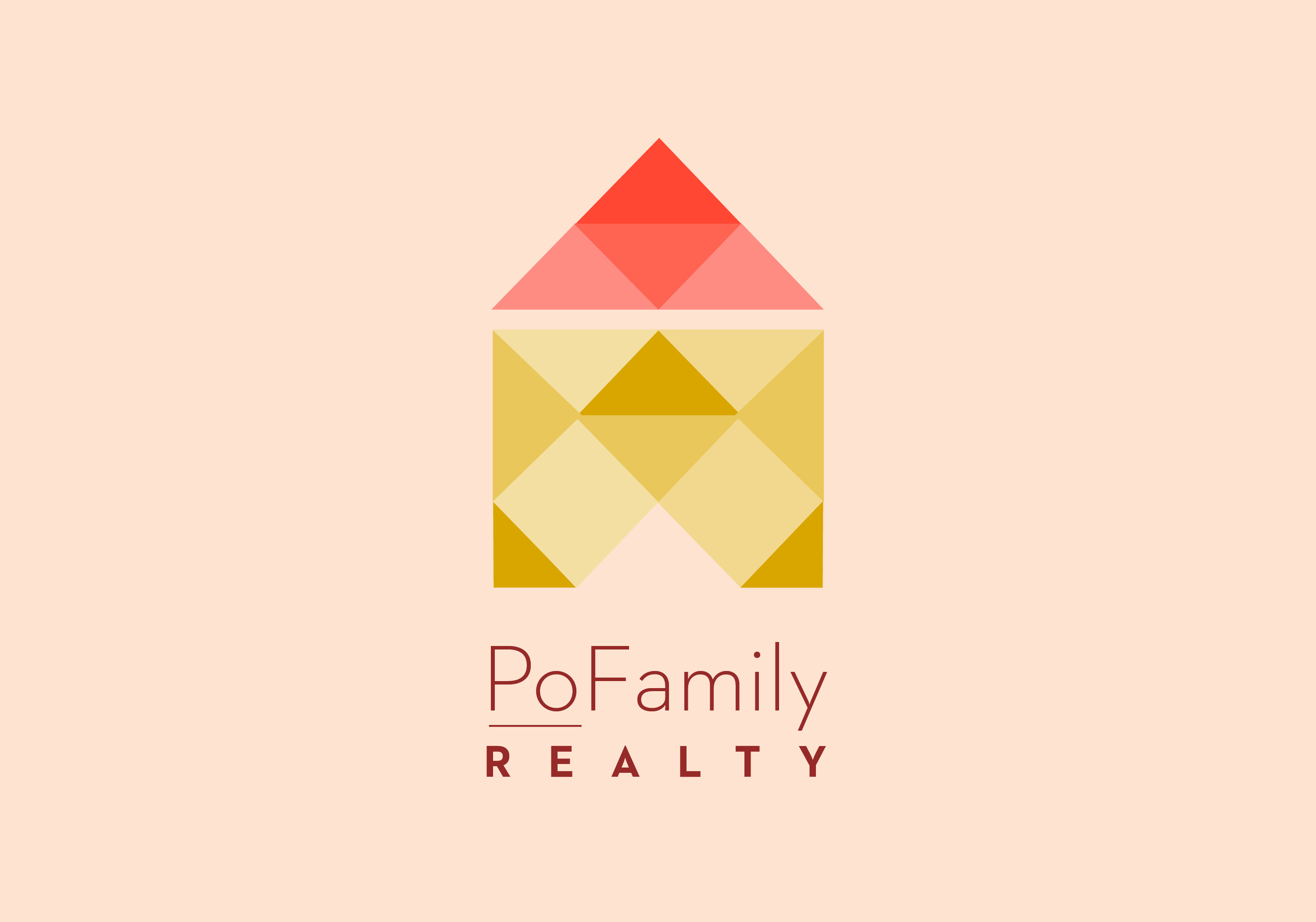 Po Family Realty Logo