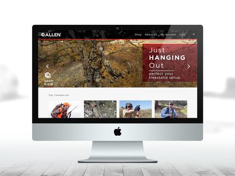 Allen Company Web Banner