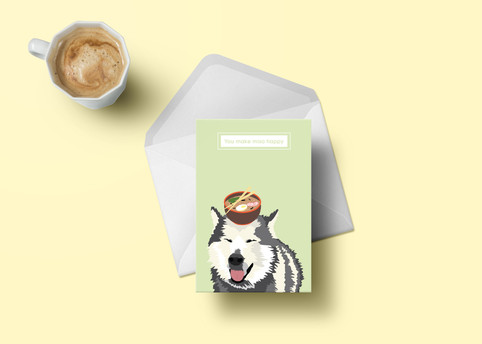 Dog Miso Greeting Card.jpg