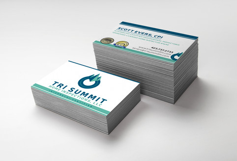Tri Summit Home Inspections, LLC Business Card