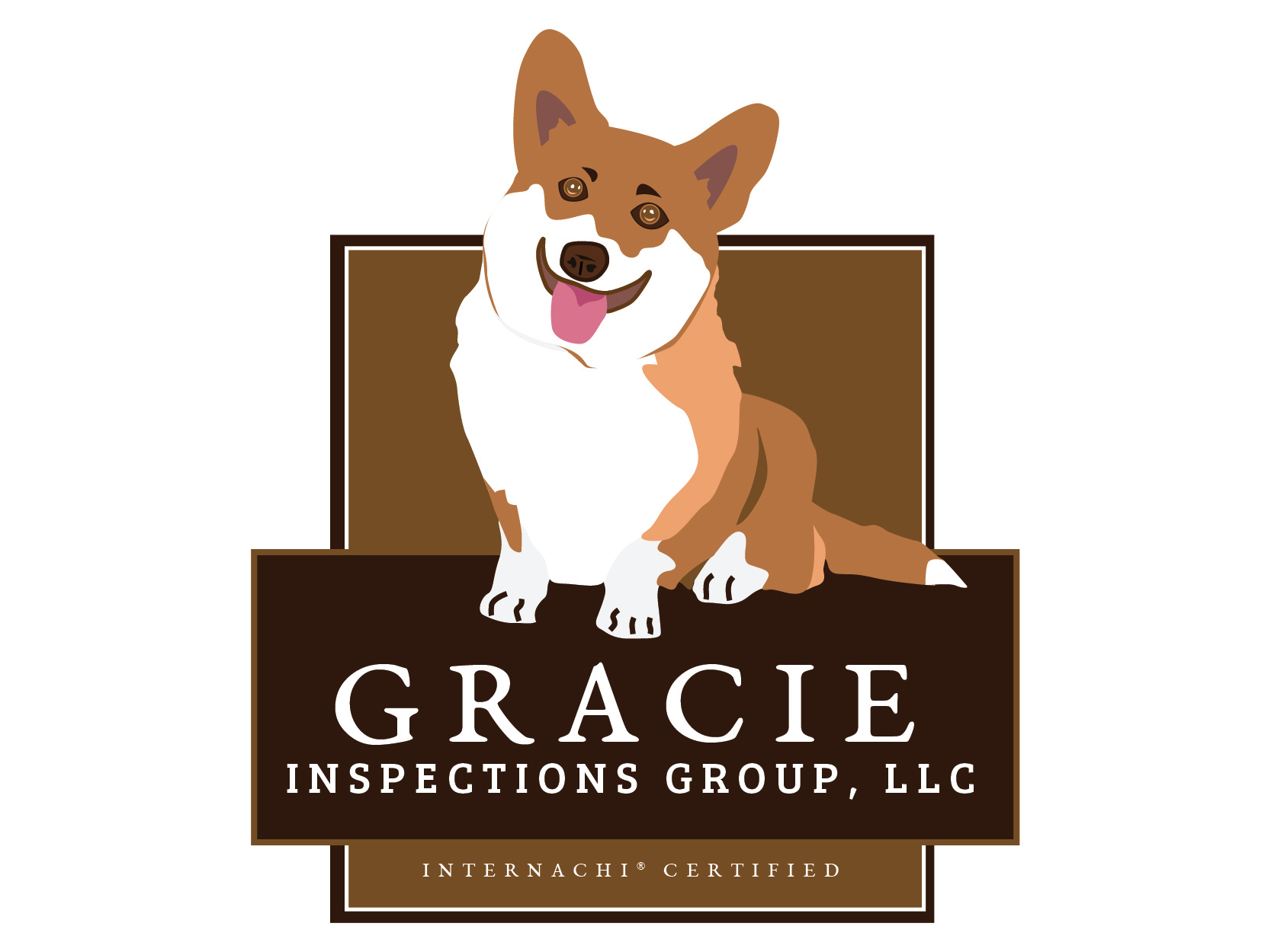 Gracie Home Inspection Logo