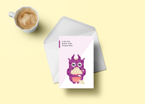 Monster Popcorn Greeting Card.jpg
