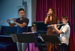 Flute/Voice Presentation