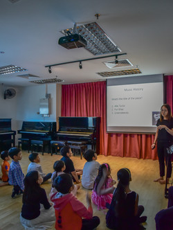 Level 2/3 Presentation
