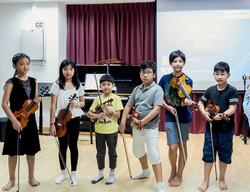 Violin Primary
