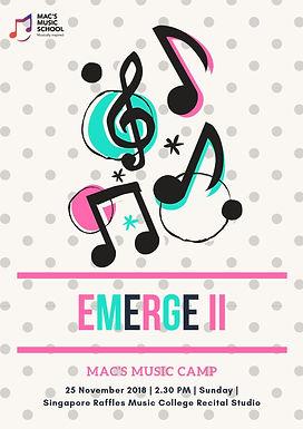 Emerge II