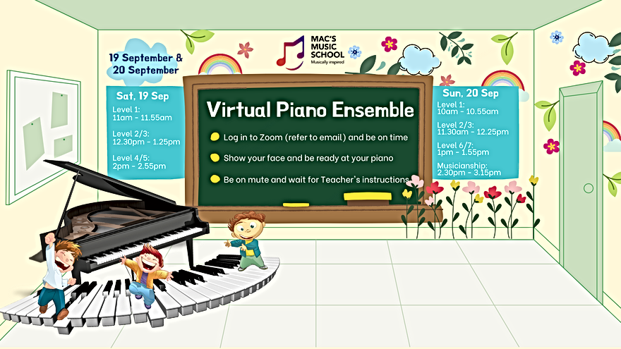 Piano Ens Schedule