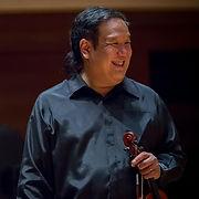 Mac Chang Violin Founder