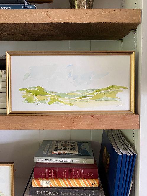 """""""Long Landscape 4"""" 15.5 x 8"""
