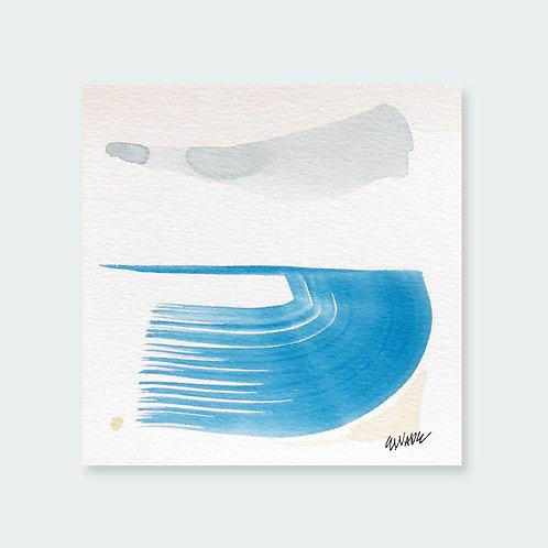 """""""Big Blue Wave 4"""""""