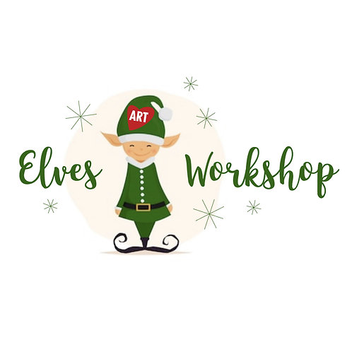 Elves Art Workshop
