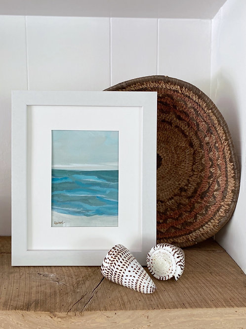 """Ocean View"" 8x10"