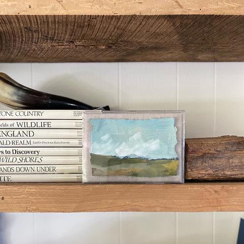 """Mini Landscape 4"" 5x7"