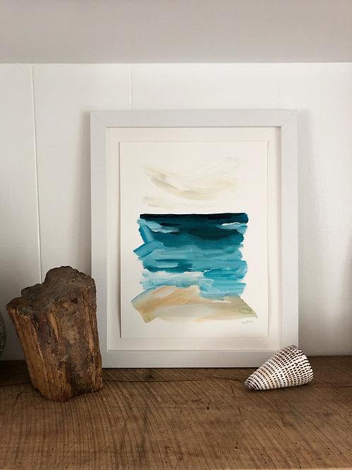 """Ocean View"" 9x12"
