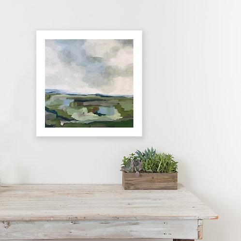 """""""Landscape"""" Print 12x12 (Wholesale)"""