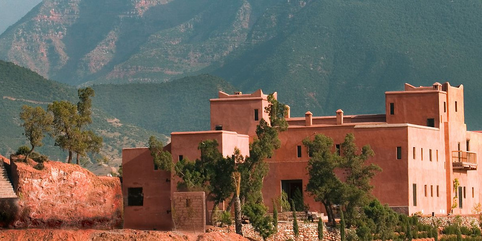 Morocco Retreat