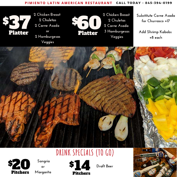 Prepare a great BBQ just in time for Mem
