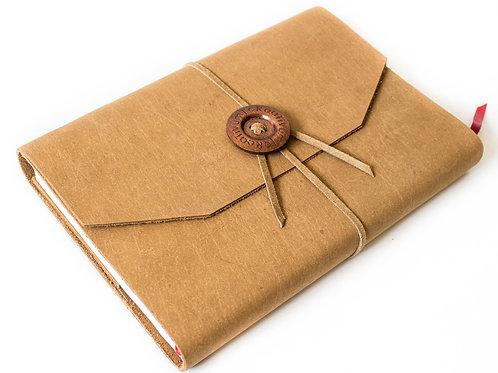 Minimalist Leather Journal