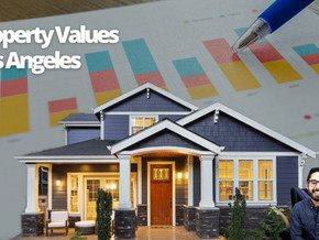 A 30 Year Look At Property Values In Los Angeles
