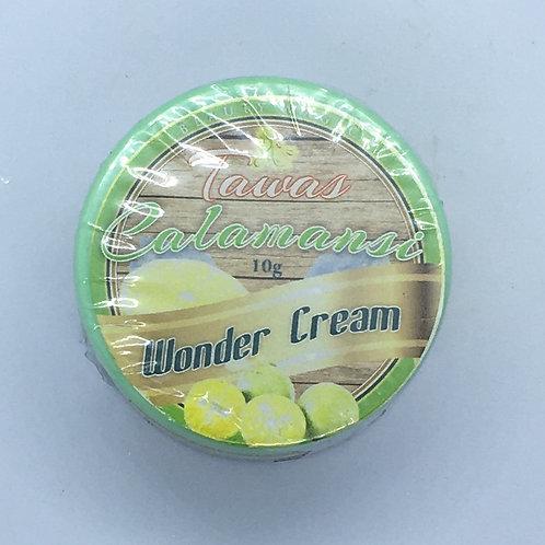Tawas Calamansi Wonder Cream