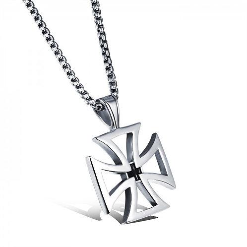 Grimm Cross Necklace