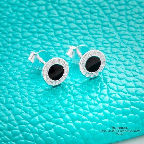 Jodie 925 Sterling Silver Earrings by Argento