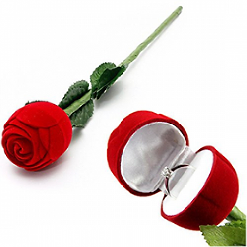 Rose Box for Argento Ring (Valentine Promo)