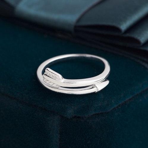 Hawkeye Arrow Ring by Argento