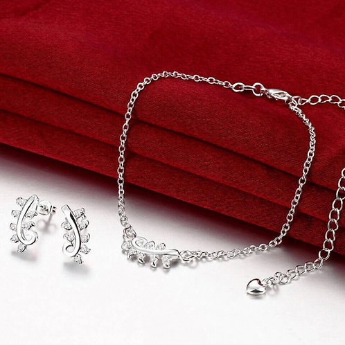 Avery Silver Plated Set