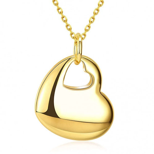 Alyssa 18k Gold Plated Necklace