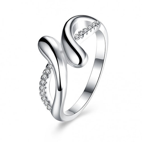 Dhette 925 Sterling Silver Ring