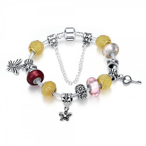 Pandee Teen Edition Silver Plated Bracelet