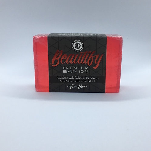 Beautify Whitening Soap For Her