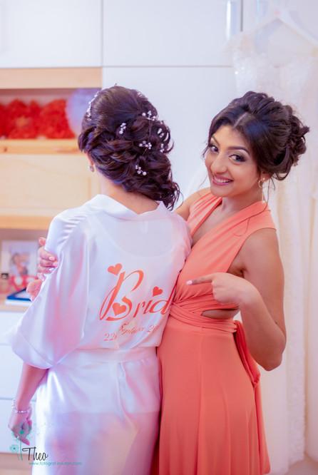 Bride s sister