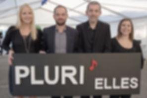 Groupe musical acoustique Plurielles duo acoustique