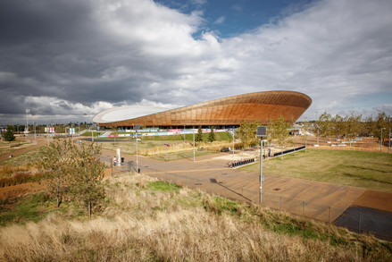 Olympic Park - The lost 'magic'