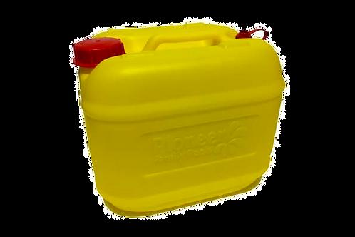 Empty 10L Liquid Chlorine Container