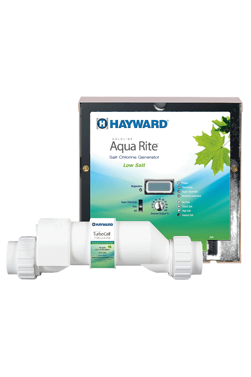 Hayward Low Salt System - Up to 30 000 Gallons