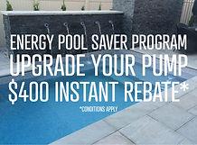Energy Pool Saver Program