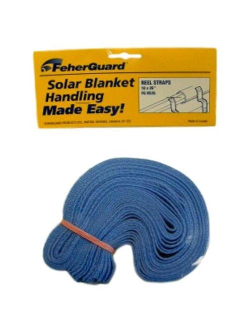 FeherGuard Solar Cover Reel Straps