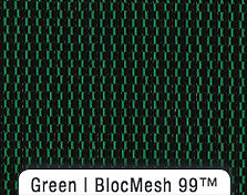 Pool safety cover: variant Green | BlocMesh 99