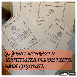 Gujarat Vidyapeeth Professional Certificates