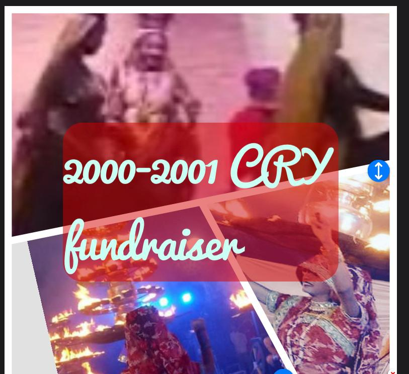 2000-2001 CRY India Event - 1