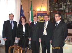 VISITA DI ANNA YANEVA 2008
