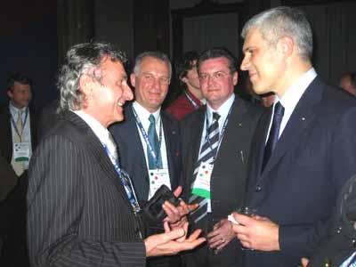 INCONTRO PRESIDENTE SERBIA 2002
