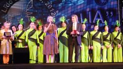 PREMIAZIONE ORFEO IN ITALIA 2012