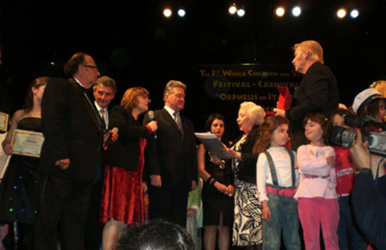 ORFEO IN ITALIA 2008