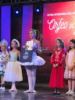 """ORFEO IN ITALIA"" 2019, Premiazioni"